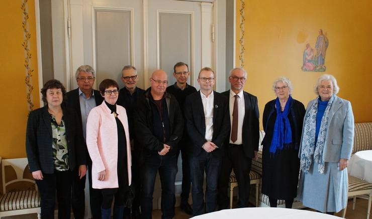 Rådets medlemmer