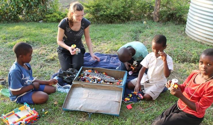 Uganda. Afrika in Touch