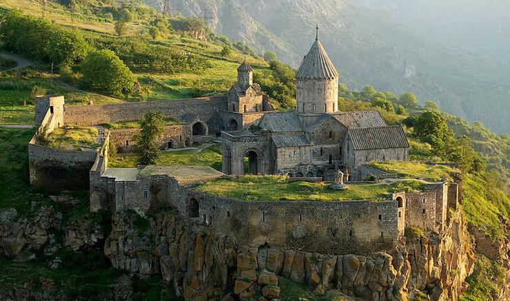 Armenien. Alexander Naumov