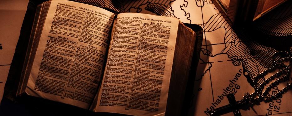 En gammel bibel
